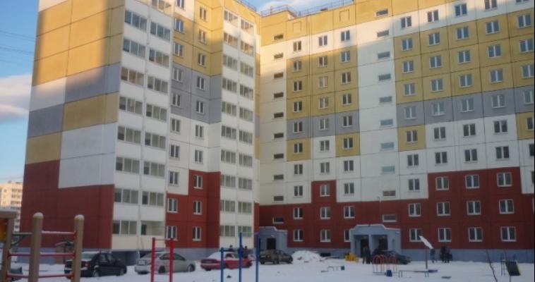 В Магнитогорске построили квартиры для полицейских