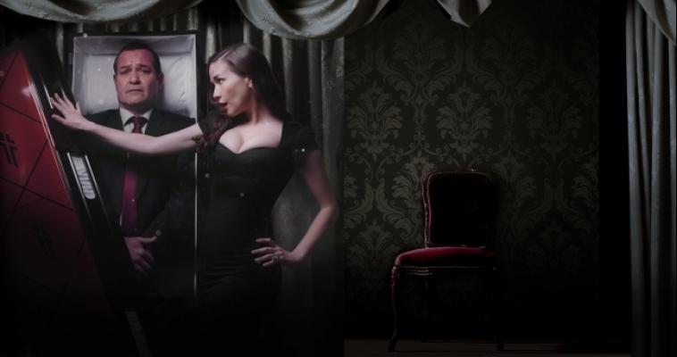 «Темный ангел», или Наталья Орейро возвращается!