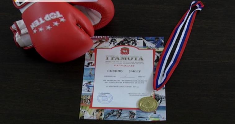 Магнитогорские боксеры — лучшие на Урале и в области