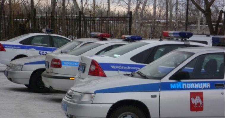 Сотрудник полиции устроил ДТП на Южном Урале