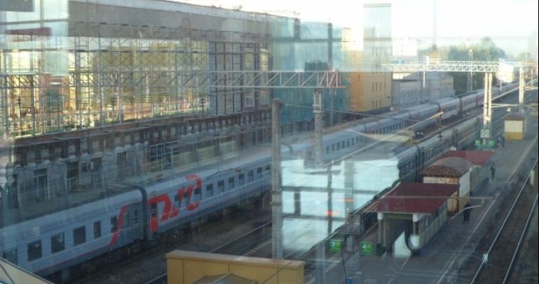 Шпалы, болты, металлолом. Что похищали в прошлом году с железных дорог?