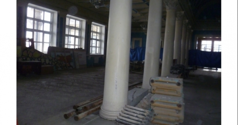 Ещё 12 млн рублей нужно на ремонт Дома дружбы народов