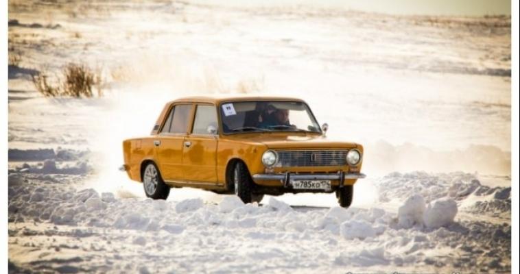 Ледовые гонки магнитогорских «шумахеров»