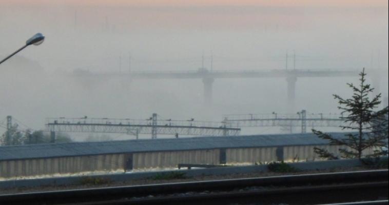 Ранним утром с рельсов сошли два вагона, следовавшие из Магнитогорска в Карталы