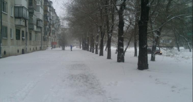 Погода в Магнитогорске на завтра