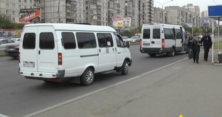 Администрация собрала с «маршрутчиков» 500 тысяч рублей