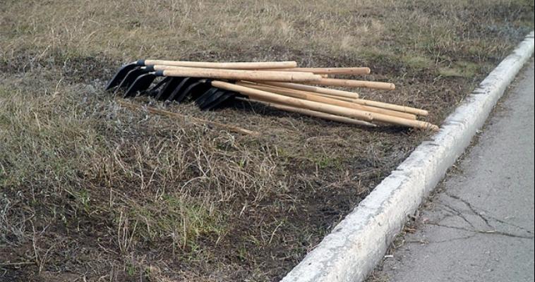 В Магнитогорске незаконно добывали скальный грунт
