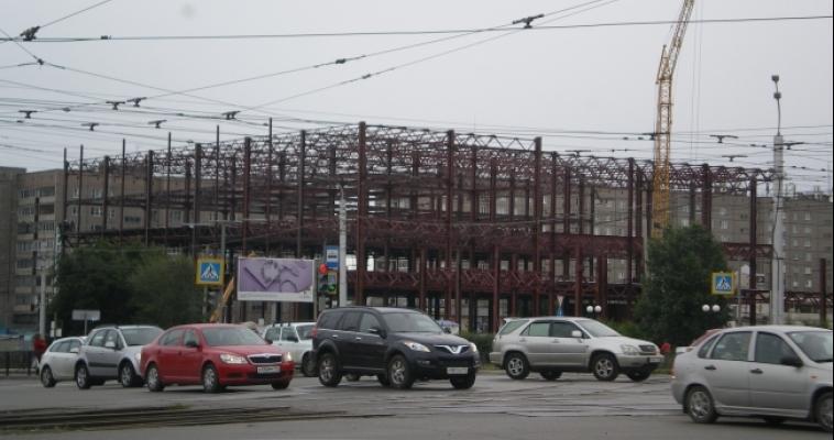 Похищенный в Магнитогорске автомобиль нашли в Татарстане