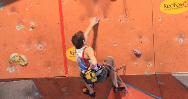 Магнитогорский спортсмен выиграл первенство УрФО по скалолазанию