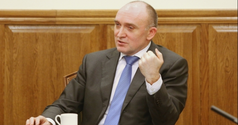 Борис Дубровский признан губернатором с высоким рейтингом эффективности