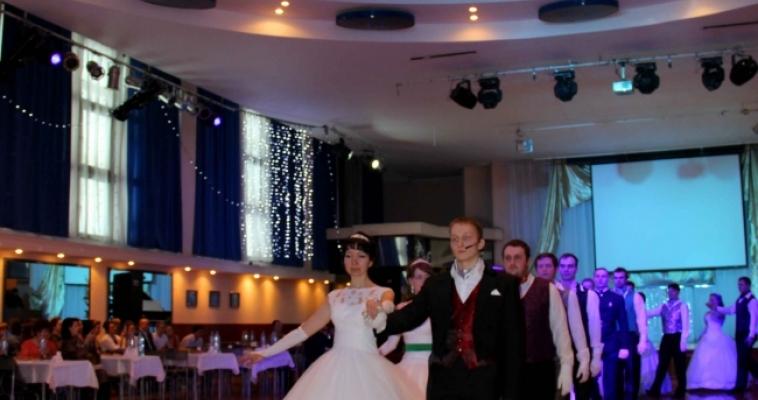 Православная молодежь соберется на балу