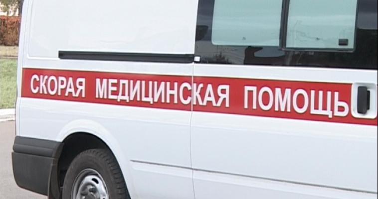 Водитель  BMW сбил пешехода на улице Бахметьева