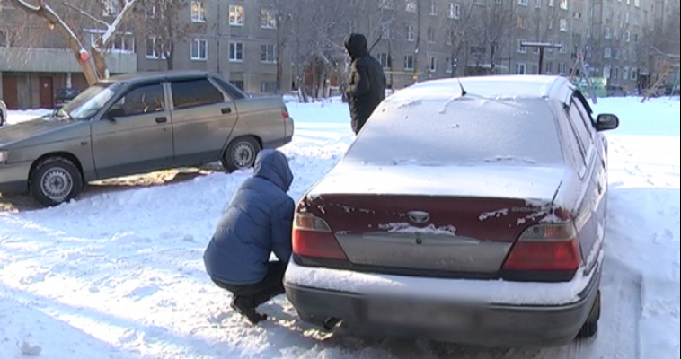 Полиция раскрыла серию автомобильных краж