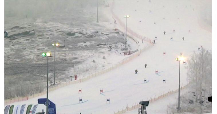 Ранняя весна уничтожает снег, необходимый для Сурдлимпиады