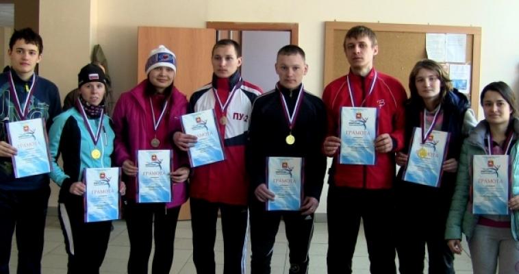 Магнитогорцы в списке победителей Чемпионата области среди инвалидов по лыжным гонкам