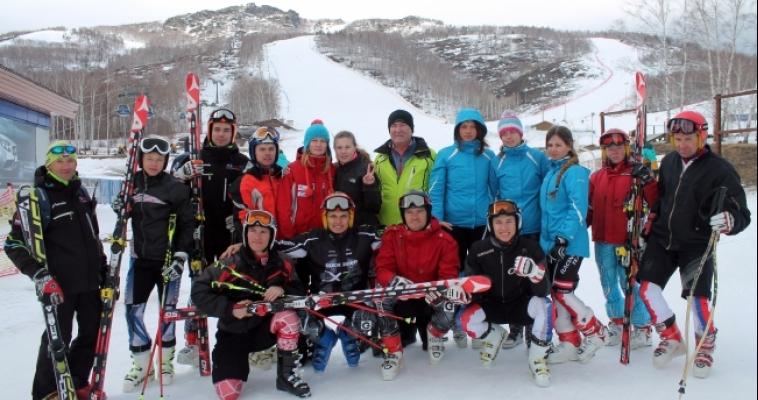 Последний сбор перед Сурдлимпийскими Играми