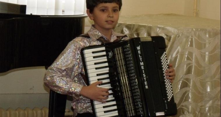 Юные музыканты выиграли Гран-при областного конкурса