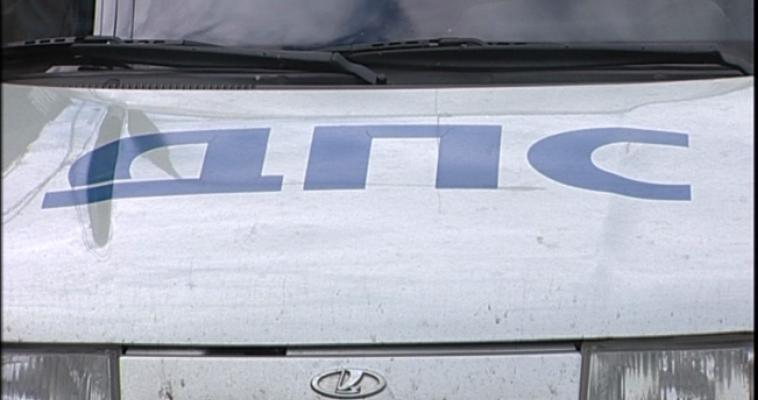 В Магнитогорске в одном ДТП пострадали два пешехода