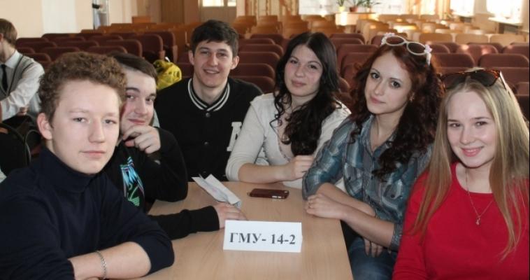 Магнитогорские студенты сыграли в «Познай истину»