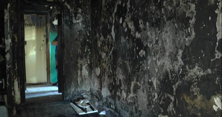 Люди в панике прыгали из окон. Подробности пожара, унесшего жизнь 35-летней женщины