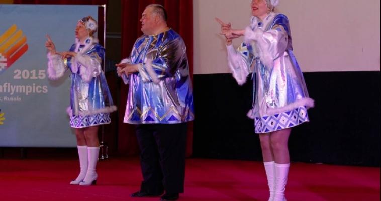 Для сурдлимпийцев прошел концерт на языке жестов
