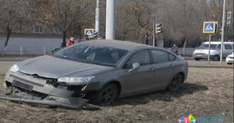 Очередное ДТП произошло в Магнитогорске