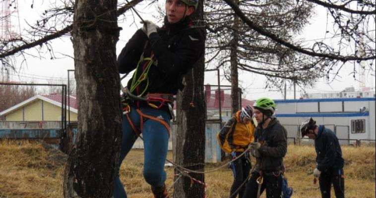 В Магнитогорске определили лучших в спортивном туризме и скалолазании