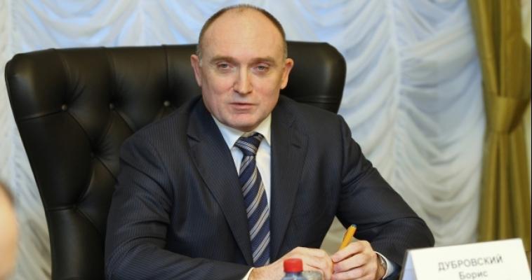 Дубровский прибавил три позиции в рейтинге губернаторов