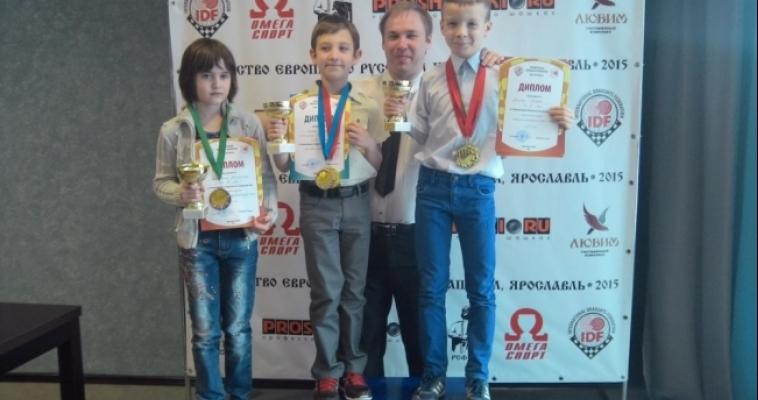 Южноуральцы завоевали 10 медалей на первенстве Европы по шашкам