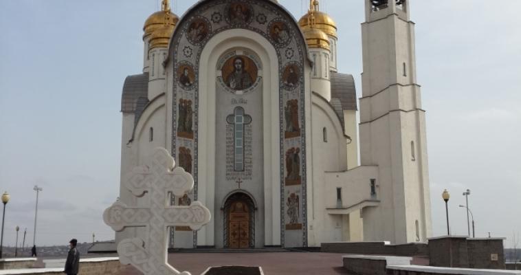 В Магнитогорск прибудет частица мощей святого Георгия Победоносца