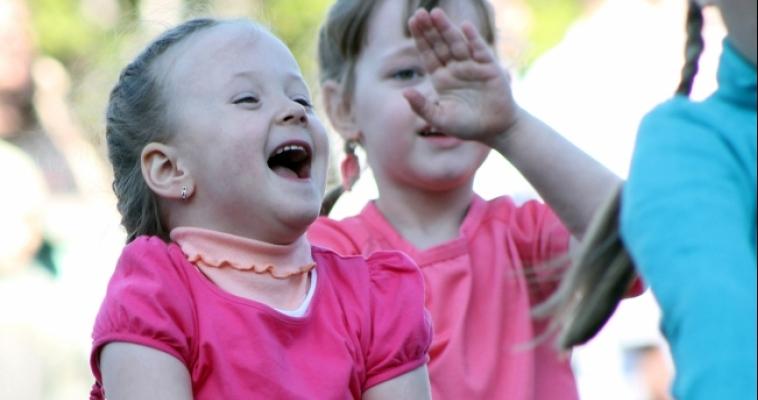 Что такое «Счастливое детство», показали воспитанники Центра детского творчества