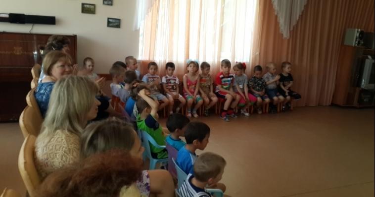 В городе прошел концерт «без ограничений» для ребят из детского дома