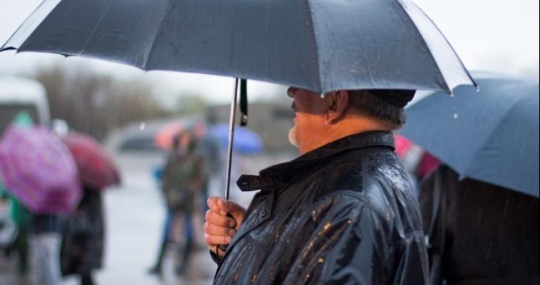 Облачно и дождь. Завтра в городе опять пасмурная погода
