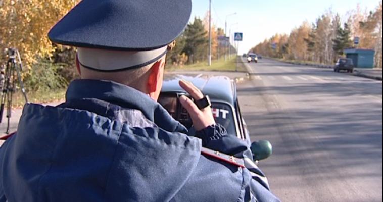 За сутки ПДД нарушили 180 водителей и 29 пешеходов
