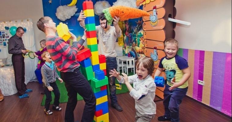 Самая выгодная цена на детский праздник в Магнитогорске!