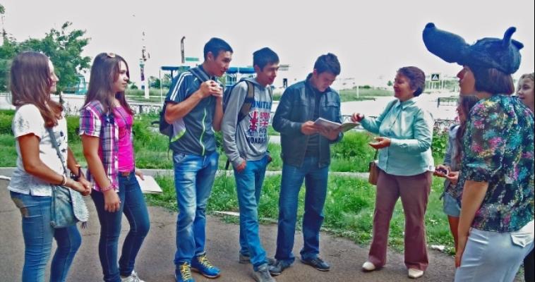 Юных магнитогорцев приглашают на праздник под открытым небом