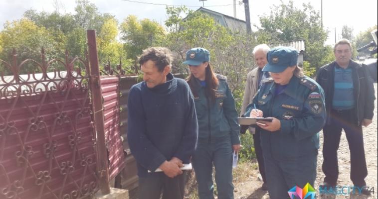 Почти 250 пожаров с начала года произошло в Магнитогорске