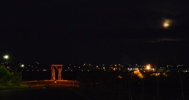 В Магнитогорске может появиться дизайнерское освещение памятников