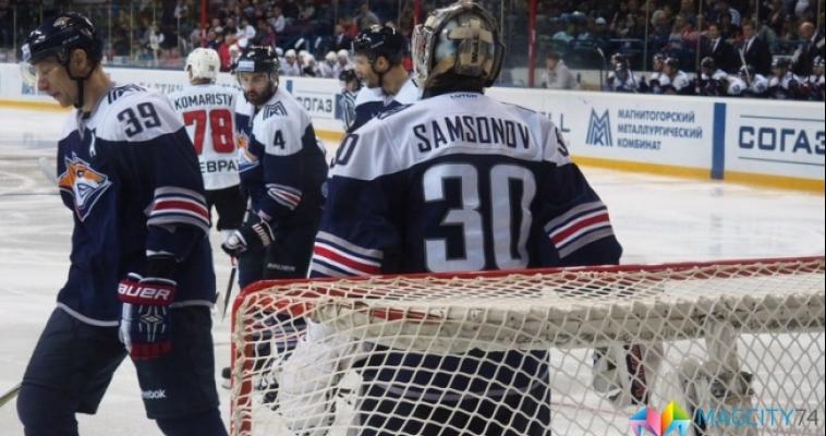 Илья Самсонов:  «Я очень волновался, но все ребята меня поддерживали»