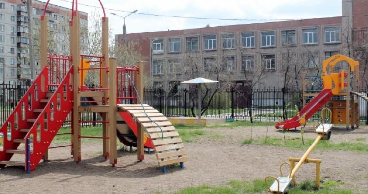 Среди детских площадок проведут ревизию. Опасные – демонтируют