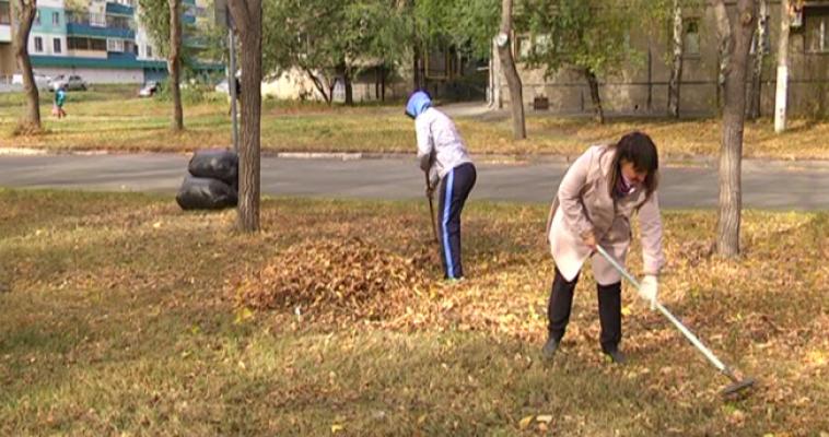 Две недели на уборку: 25 октября в городе должно быть чисто