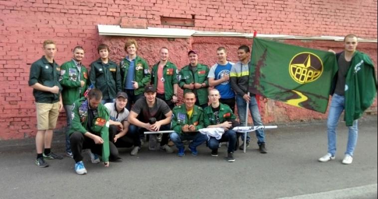 Студенческие отряды Магнитогорска подвели итоги трудового семестра