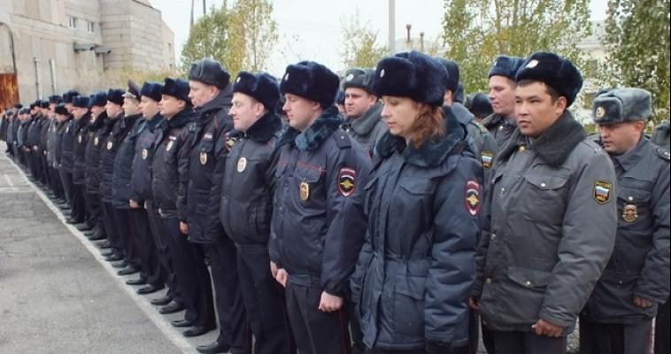 Магнитогорские полицейские готовы к несению службы зимой