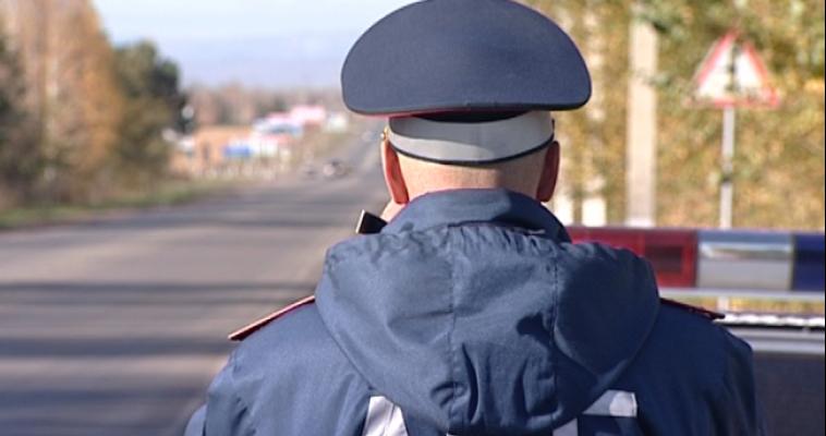Госавтоинспекция задержала девять человек, подозреваемых в преступлениях