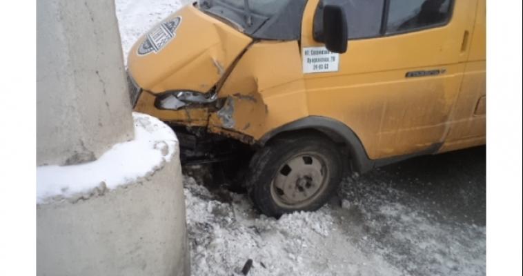 В ДТП на Южном переходе пострадало четыре человека