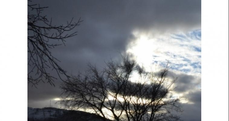 Весенняя гроза. Прогноз погоды