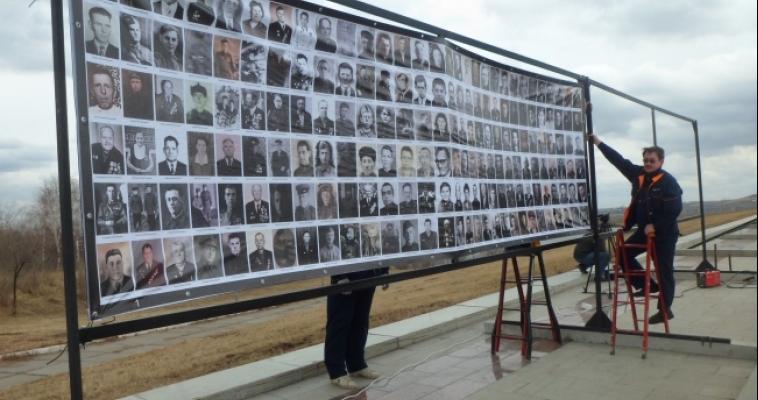 У монумента «Тыл фронту» вновь возведут Стену Памяти