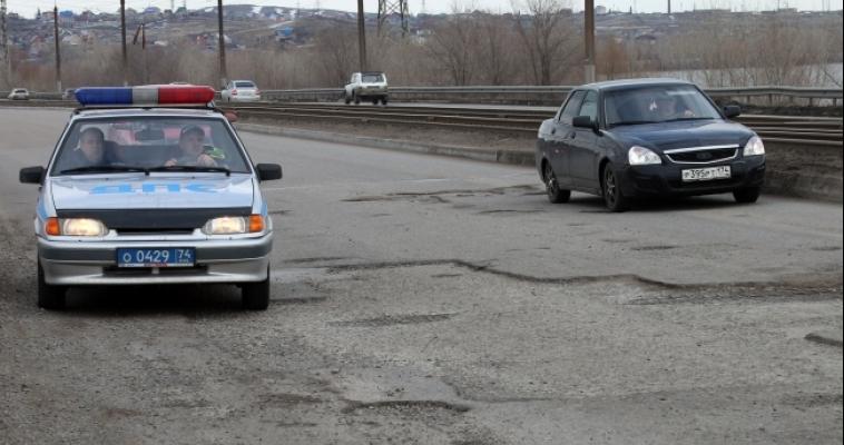 Местные власти надеются отремонтировать городские дороги до 1 июля