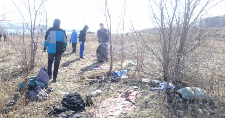 Пятая часть мусора вернулась: в Магнитогорске нашли 42 незаконные свалки