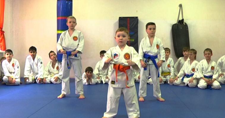 Юные магнитогорцы успешно выступили на первенстве России по карате до шотокан